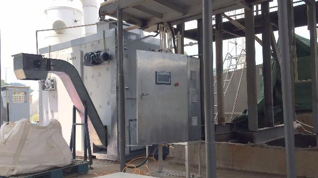 污泥干化机运行过程中的问题