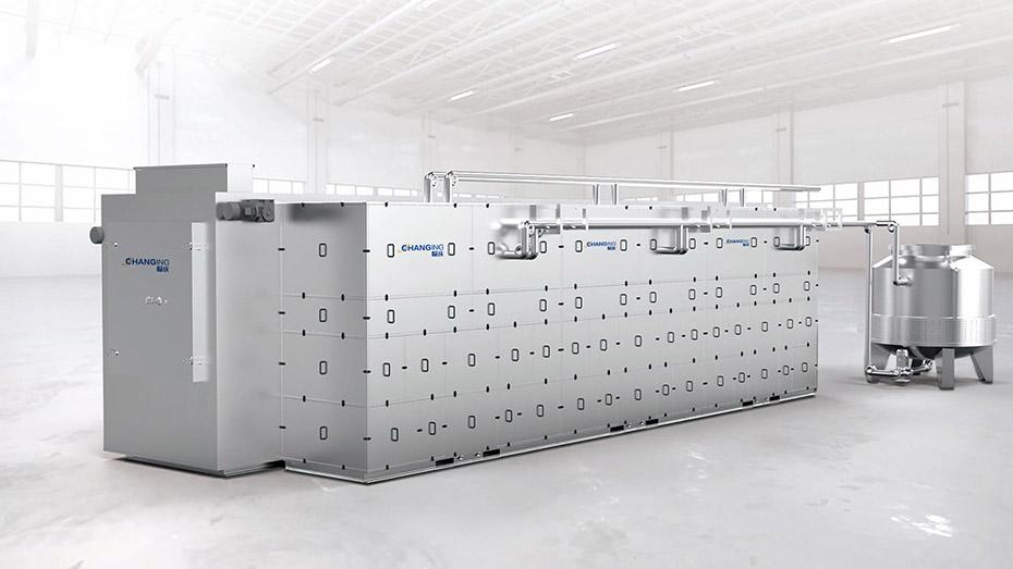 污泥低温余热干化机