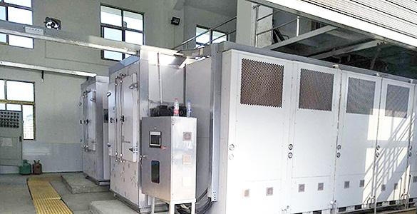 低温干化系统 量身定制