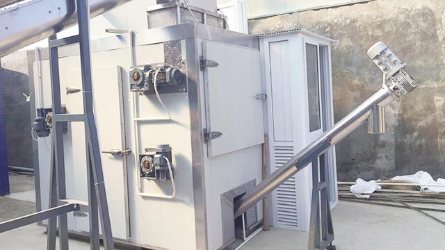 畅庆环保分享污泥干化机的应用范围!