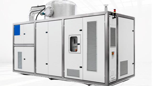 高浓度污水蒸发器是怎么样进行制冷的?
