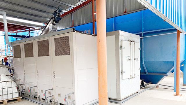 如何维护好污泥低温干化机?畅庆环保给您支招!