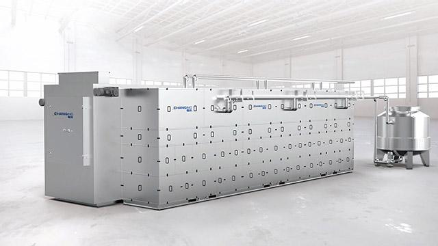低温污泥干化机组和板框压滤/叠螺机的区别!
